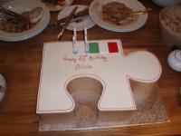 Mummy\'s birthday cake